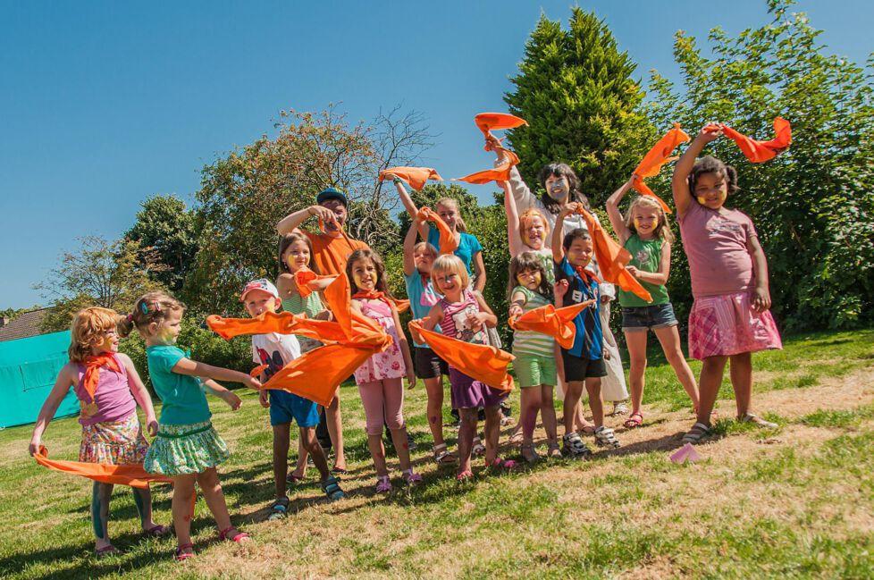 Project Oranje 1