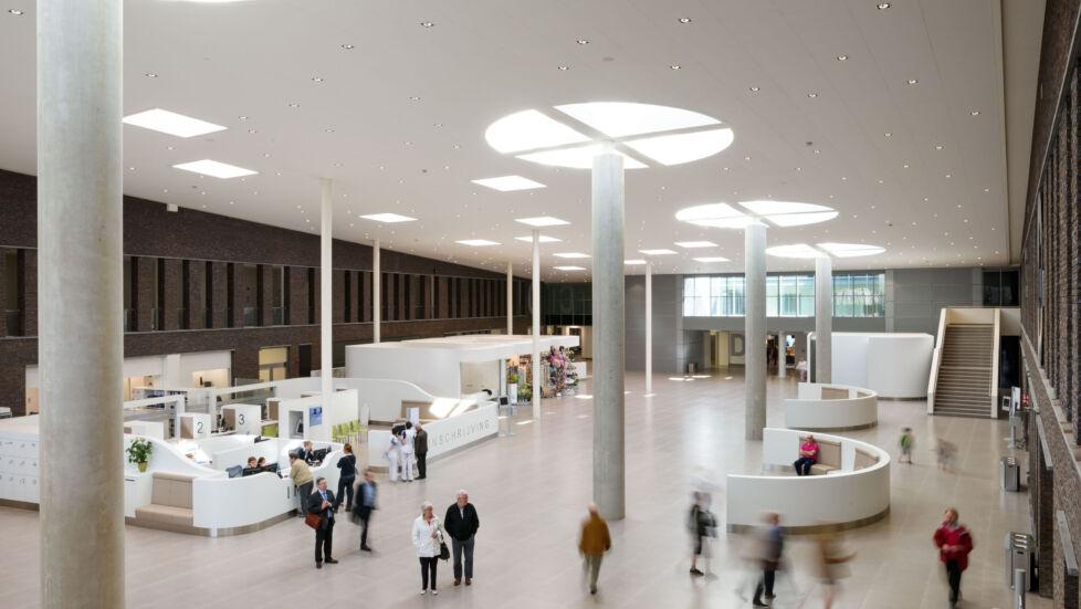 Architectuur AZ Maria Middelares Gent 15