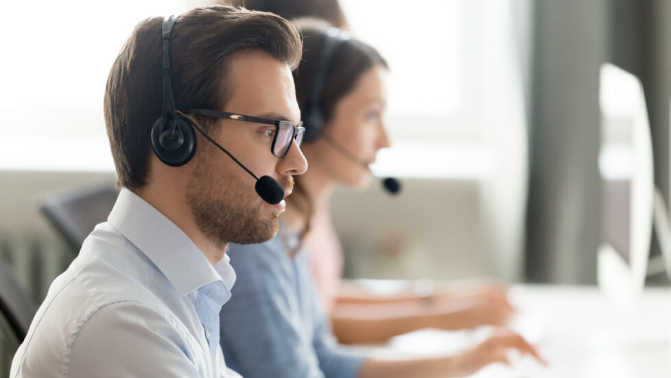Customer service is not a department oroginal